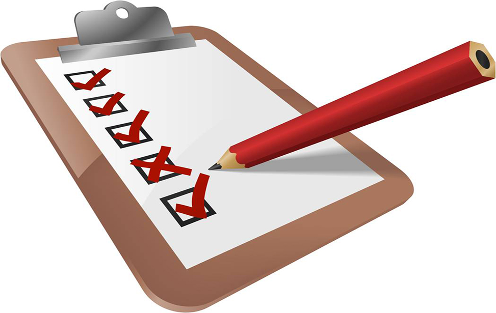 Make a moving checklist when moving into your new LA house